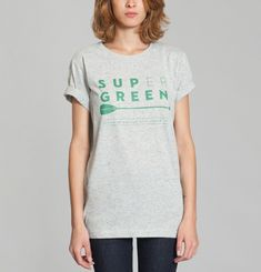 Tshirt Super Green