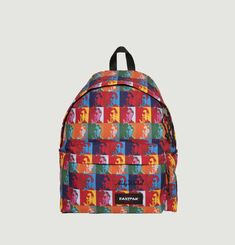 Sac Padded Pak'r Andy Warhol Screens