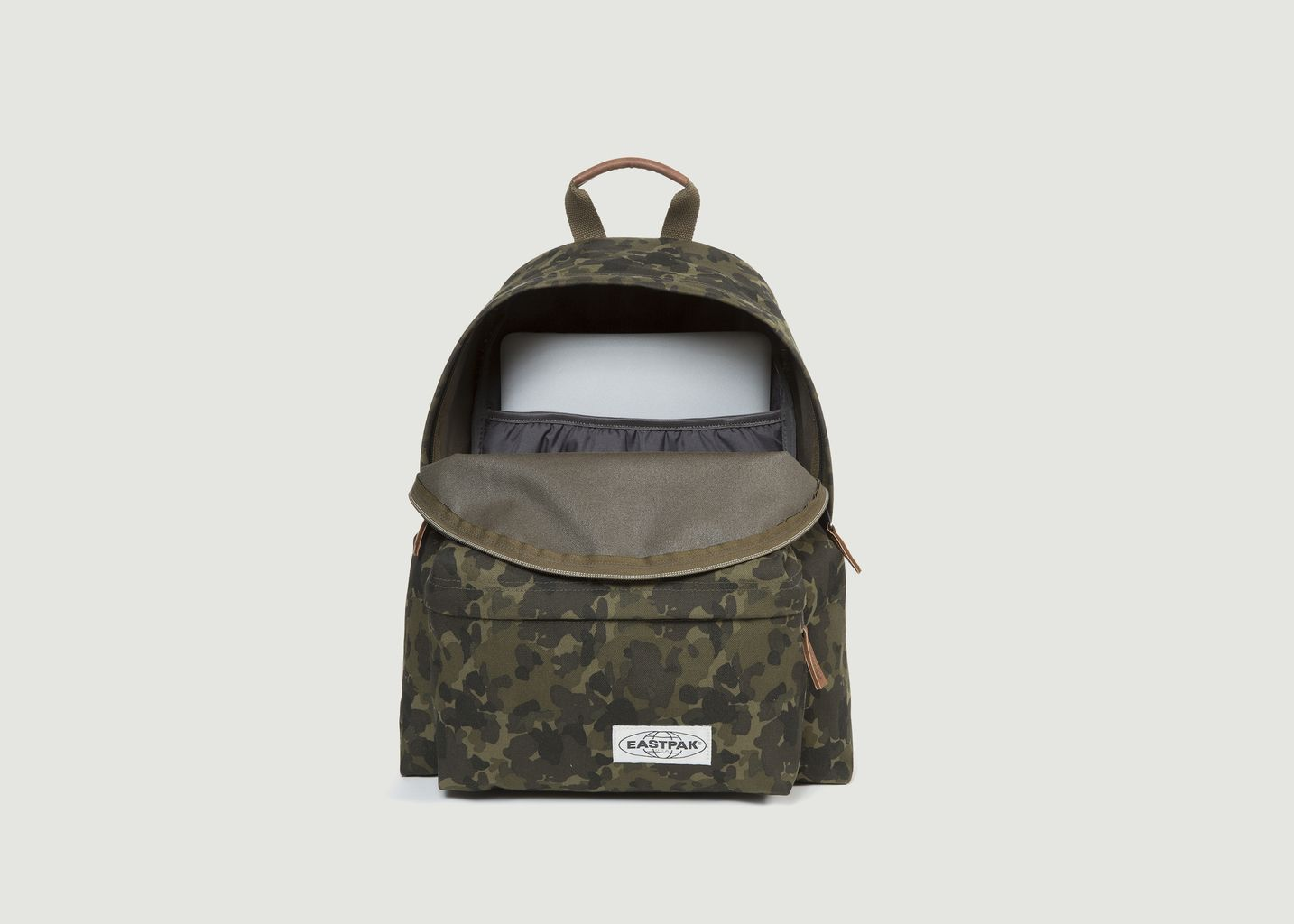 Sac L'exception Padded Pak'r Khaki 1gqytwacs Eastpak RwpqvcZ0In