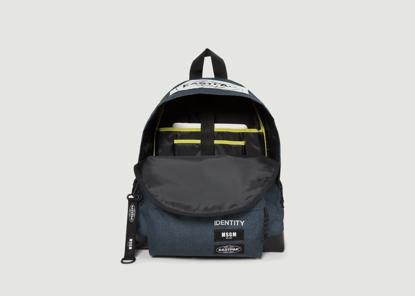 Denim L'exception Msgm Denim Msgm Eastpak Padded Eastpak L'exception Padded dxw6ZqOO