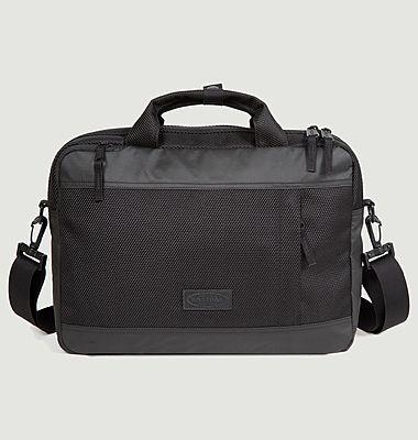 Acton CNNCT canvas laptop bag