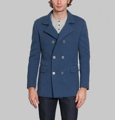 Soft Pea Coat