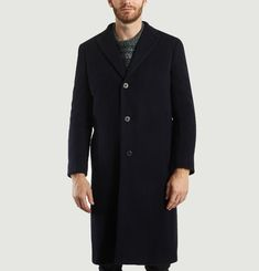 Straight Dress Coat
