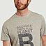 matière T-shirt Natal - Ecoalf
