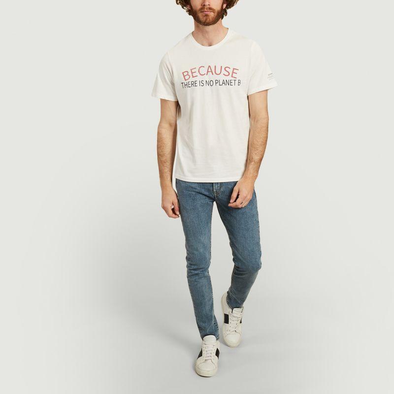 T-shirt Varennalf - Ecoalf