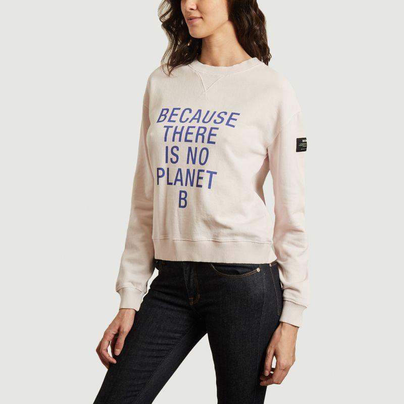 Sweat-shirt Because  - Ecoalf