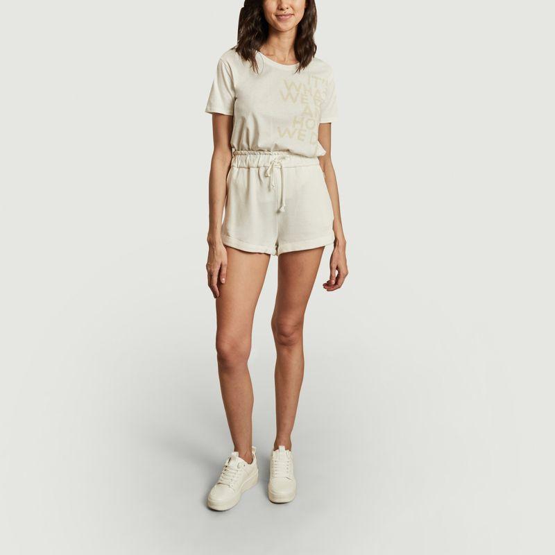 T-shirt Aqua  - Ecoalf
