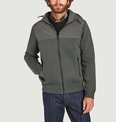 Veste zippée à capuche Illescas