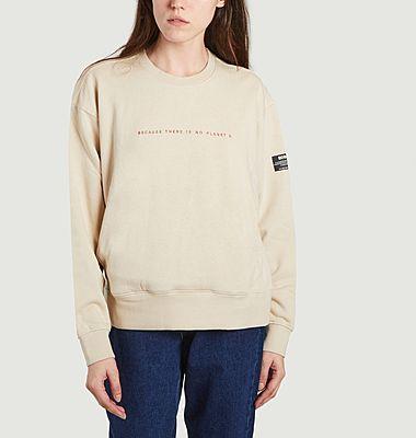 Bolonia lettering sweatshirt