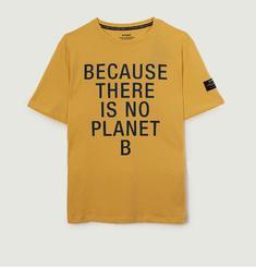 T-shirt Natal Classic Because en coton biologique