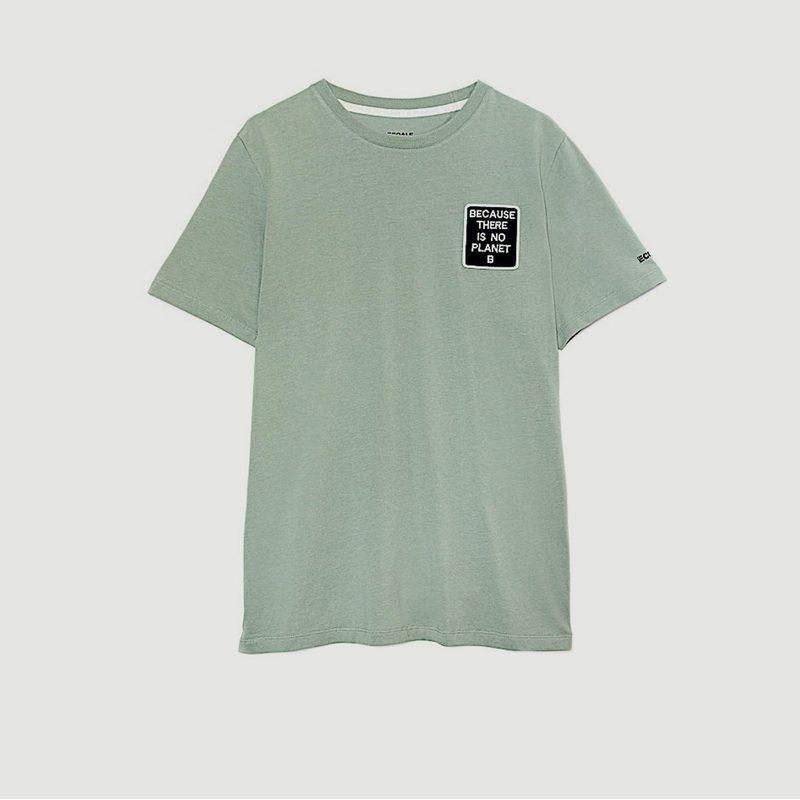 T-shirt Natal Because en coton biologique - Ecoalf