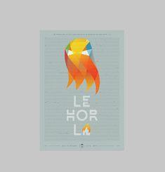 Affiche Le Horla