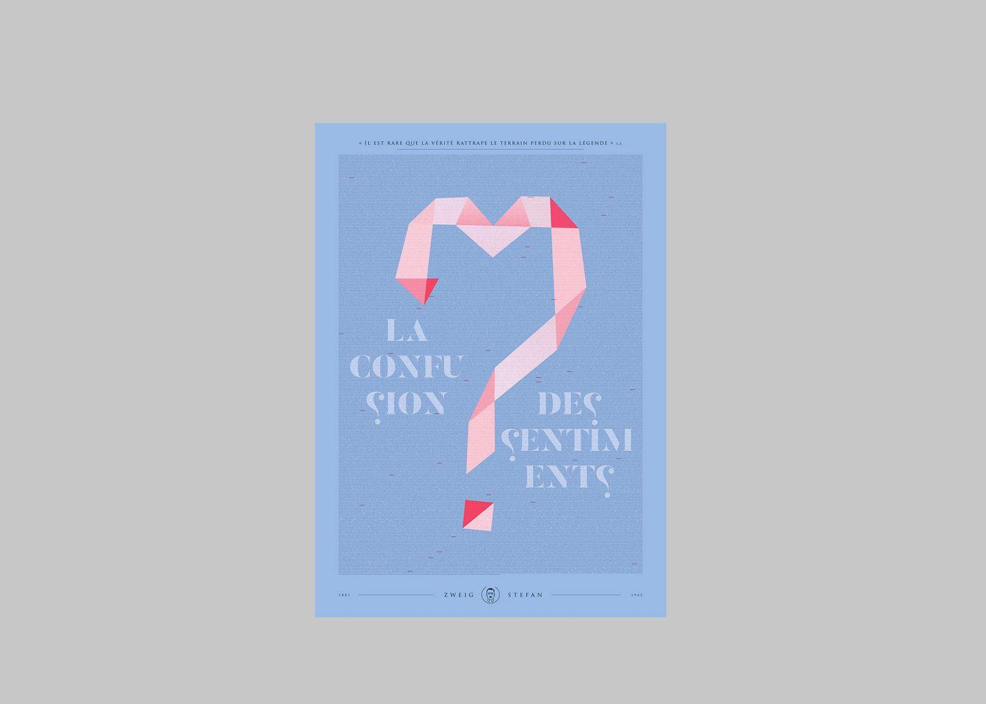 Affiche La Confusion des Sentiments - Editions Karakol