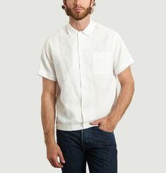 Chemise Manches Courtes Willy