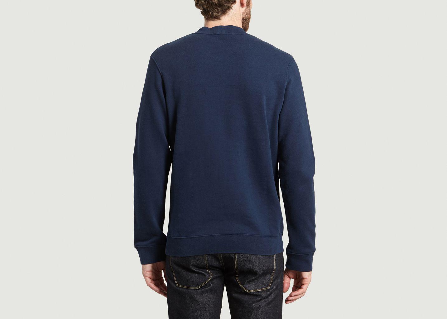 Sweatshirt Imprimé Cheval  - Editions M.R