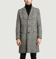 Manteau Long Prince de Galles
