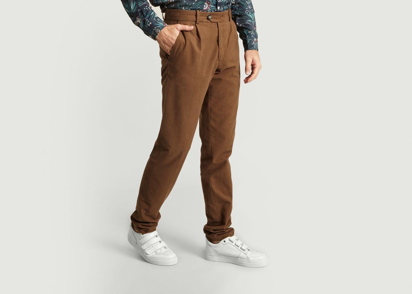 Pantalon François à Plis - Editions M.R