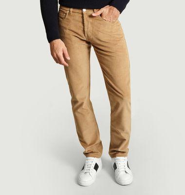 Pantalon En Velours Max