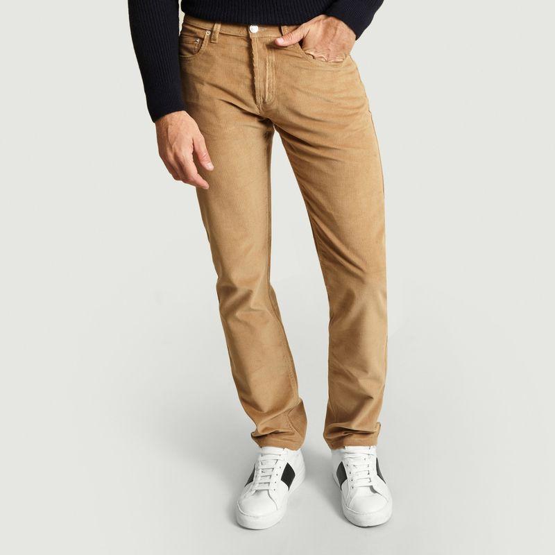 Pantalon En Velours Max - Editions M.R