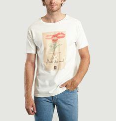 T-Shirt Imprimé Les Fleurs du Mal