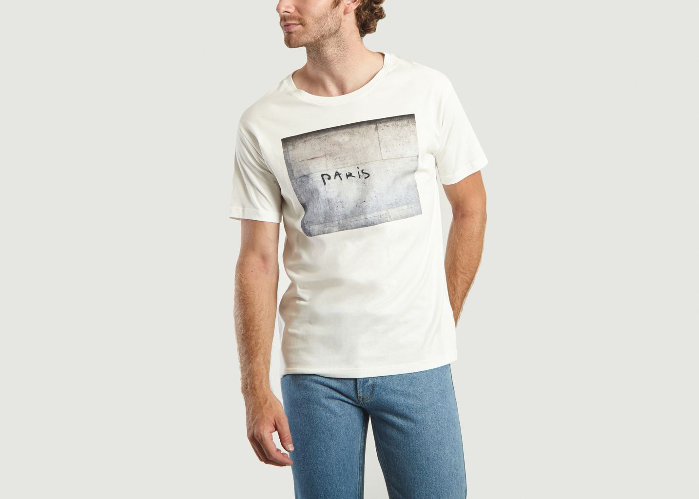T-Shirt Imprimé Paris - Editions M.R