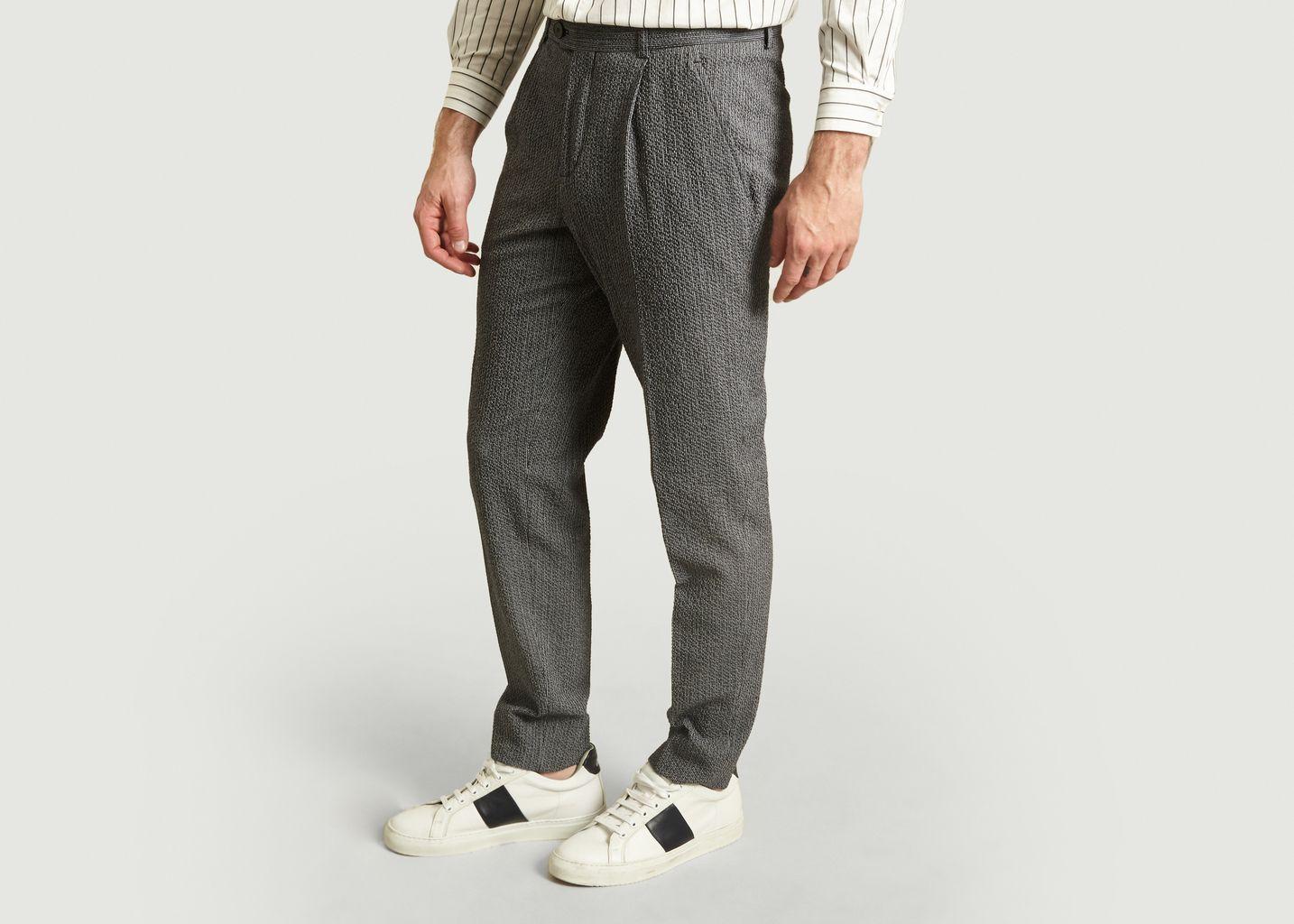 Pantalon François en Seersucker - Editions M.R