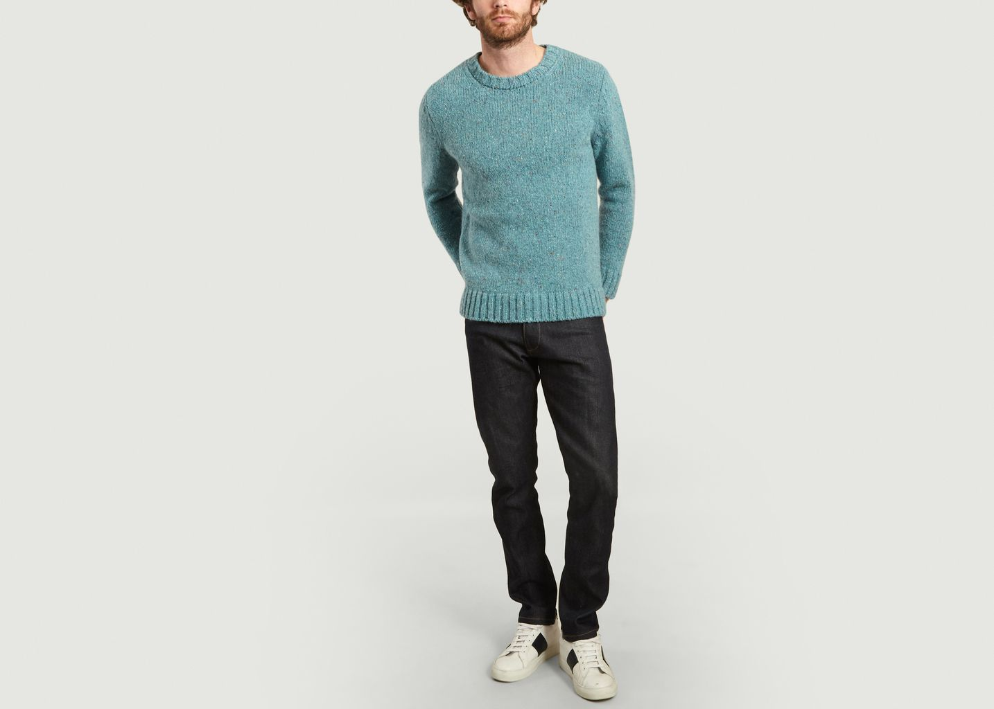 Pull Duncan - Editions M.R