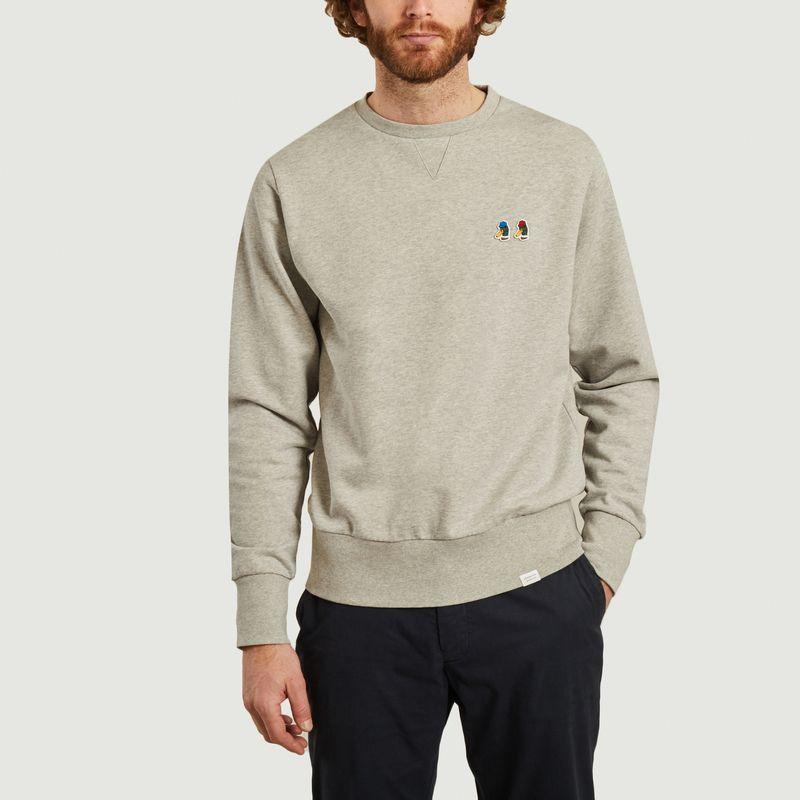 Sweatshirt Deux Canards - Edmmond Studios