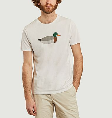 T-shirt Chasse aux canards
