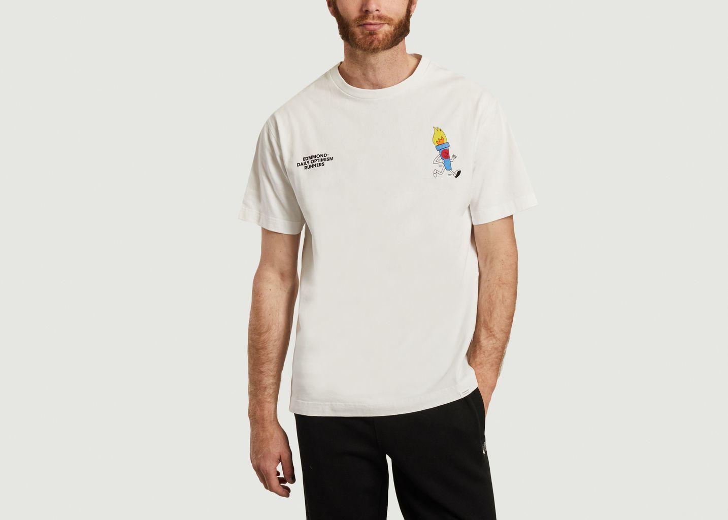 Tee-shirt Daily Optimism - Edmmond Studios