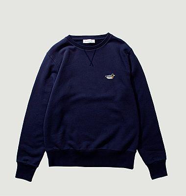 Sweatshirt duck