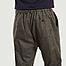 matière Pantalon droit en lainage Jack - Edmmond Studios