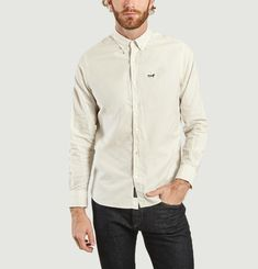 Chemise Oxford Duck