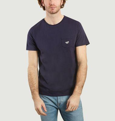 T-Shirt Duck Patch