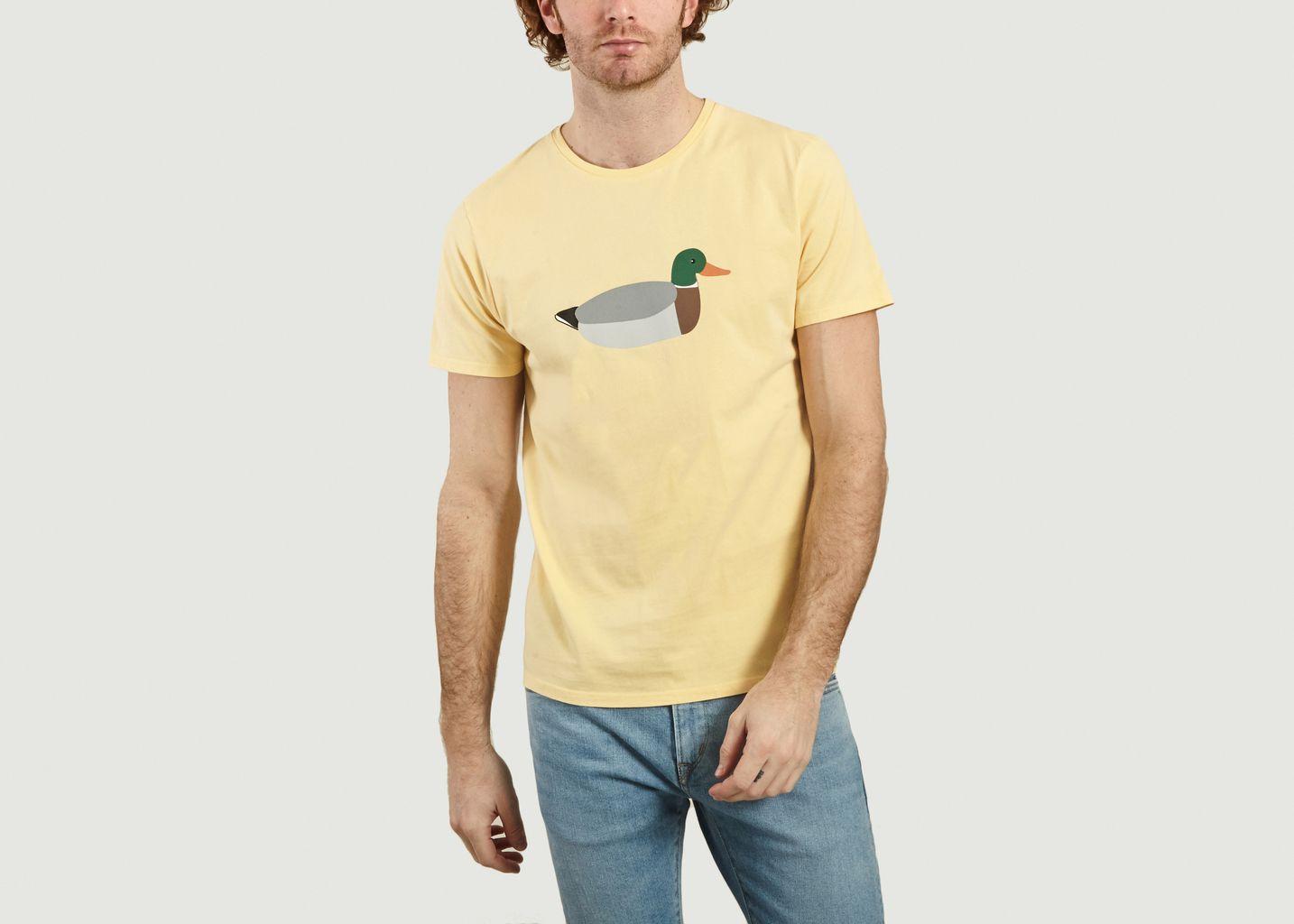 T-Shirt Duck Patch - Edmmond Studios