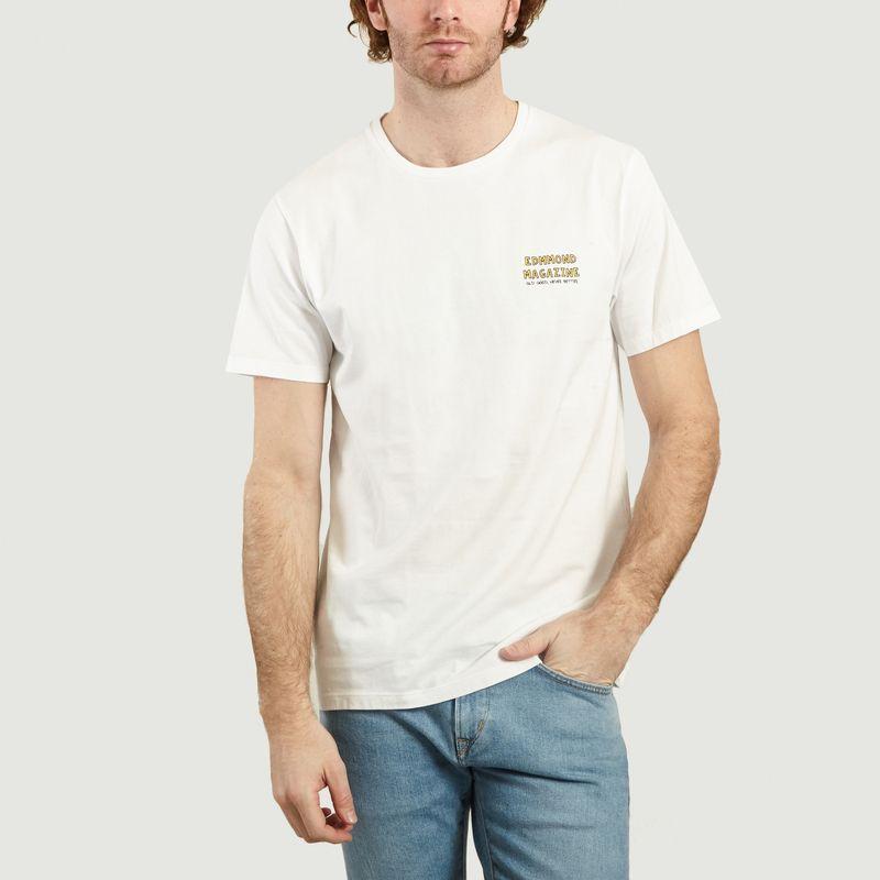T-shirt imprimé La Vie Simple Handstand - Edmmond Studios