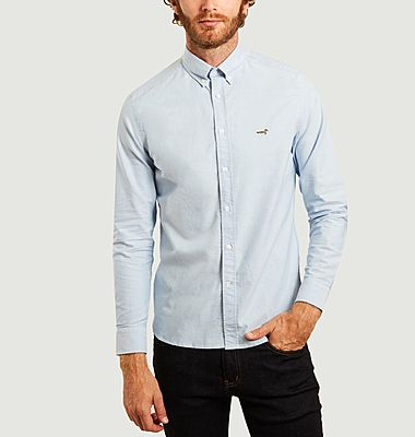 Chemise patch canard