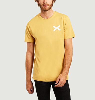 T-Shirt Cross en coton biologique
