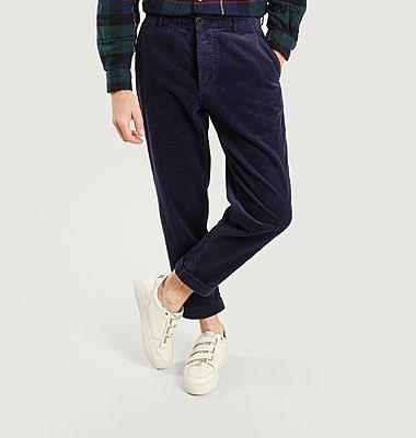 Pantalon en velours côtelé Jack