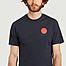 matière T-shirt Soleil Japonais - Edwin