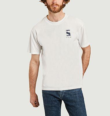 T-shirt Fuji Scene