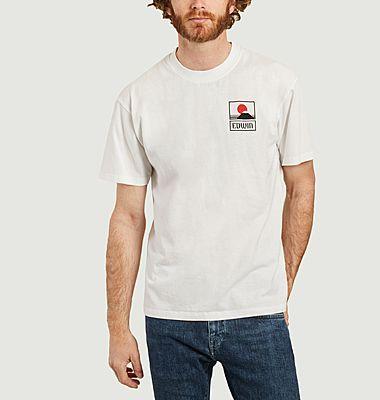 T-shirt Sunset On Mt. Fuji