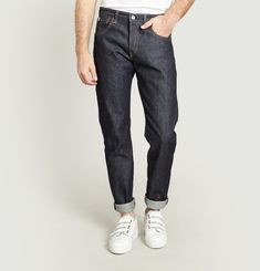 Regular Tapered Classic Jeans
