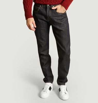 Jean ED-55 Regular Tapered Rainbow Selvedge
