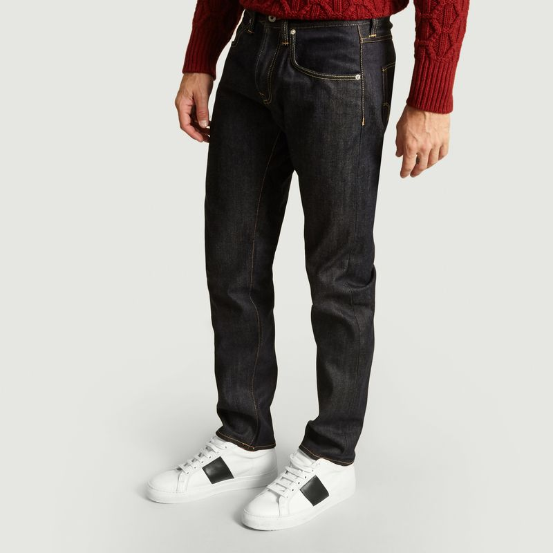 Jean ED-55 Regular Tapered Rainbow Selvedge - Edwin