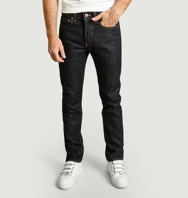 Jean ED-80 Slim Tapered Rainbow Selvedge