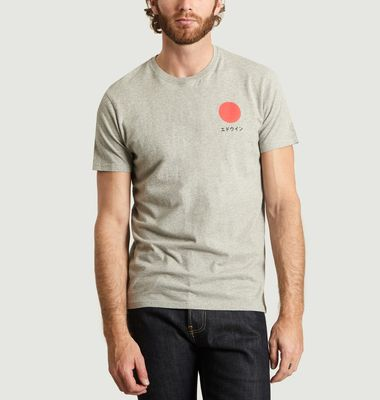 T-shirt Japanese Sun
