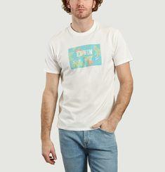 T-shirt logotypé Birds Of Paradise