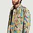 matière Parka oversize imprimé camouflage Alder Nigel Cabourn - Element