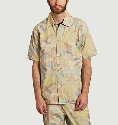 Chemise manches courtes Nigel Cabourn Summer